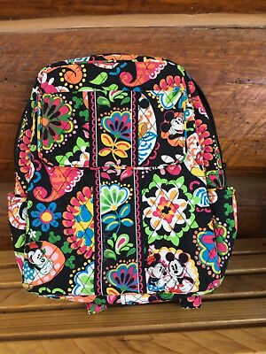Midnight with Mickey Disney Campus Backpack by Vera Bradley
