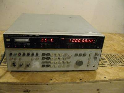 HP Agilent 3586A Selective Level Meter (*)