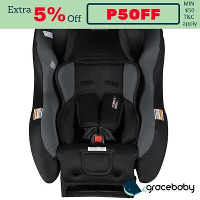 Mother's Choice Avoro Convertible Car Seat - Black/Grey