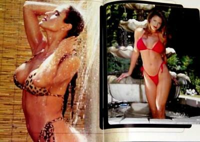 #32 HOOTERS MAGAZINE Girls of Flordia Sexy Swimsuits uniform model vinage