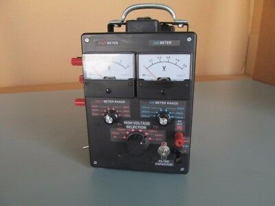 High Voltage Power Supply used for Vacuum Tube driven Tesla Coils