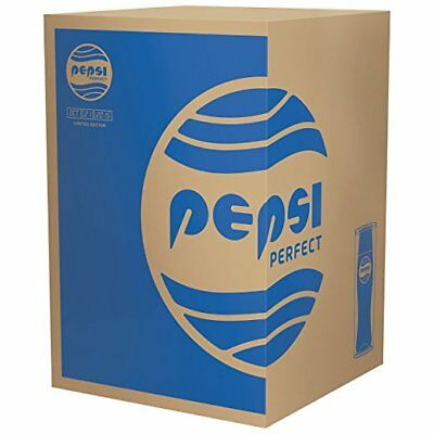 NEW Pepsi Perfect Cola, 16.9 Oz Limited Collector's Edition Back To The Future