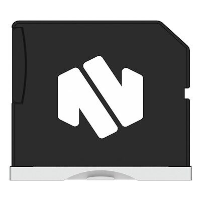Nifty MiniDrive für MacBook Air 13 silver MK5 up to 200gb SD Card support