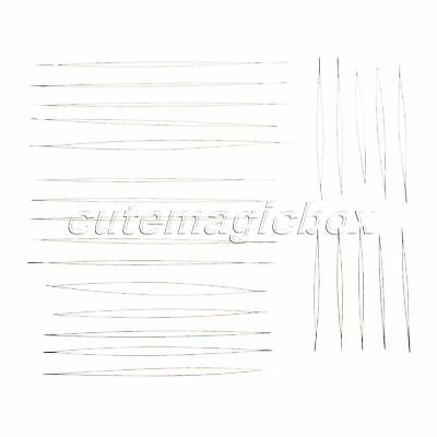 5Pc 5.8-12.8cm Metal Beading Needles Needlework Sewing Embroidery Jewelry Making