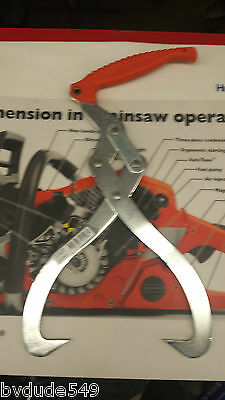 "Husqvarna 12"" Timber Tongs"