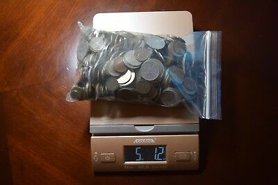 5lbs (2.27 Kilograms) of Mixed World/Foreign Coins Lot No.#2