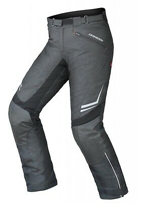 DriRider Nordic 2 Mens Hybrid Touring Pants- Black
