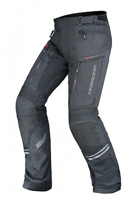 Dririder Vortex 2 All Seasons Touring Mens Pants- Black - Medium