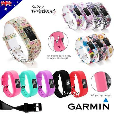Replacement Band For GARMIN VIVOFIT JR JR2 JUNIOR Fitness Wristband Bracelet