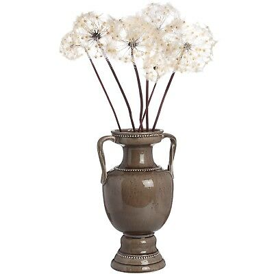 Palermo Collection Anphora Vase- Showcase Bunches Of Flowers.