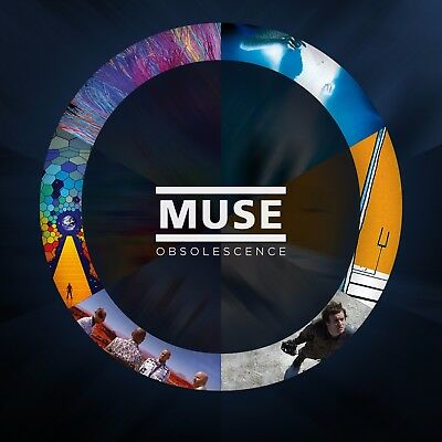 Muse Obsolescence poster wall decoration photo print 24x24 inches