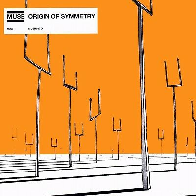 Muse Origin of Symmetry poster wall art home decoration photo print 24x24 inches