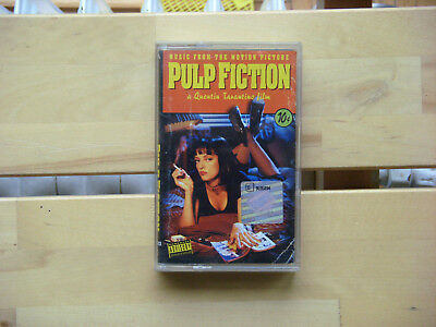 Pulp Fiction - Music from the Motion Picture - Made in Poland, rare, C1994