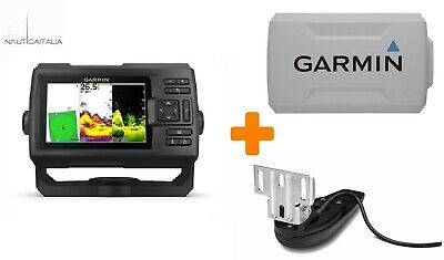 Garmin Striker 5Cv Plus - Ecoscandaglio Gps  + Cover Inclusa - 010-01872-01