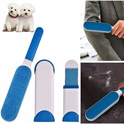 AU Stock Fur Wizard Pet Fur Clothes Lint Remover Travel Size Hair Cleaner Brush