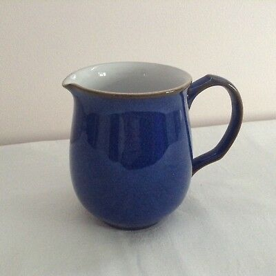Denby Imperial Blue Small Jug. Immaculate.
