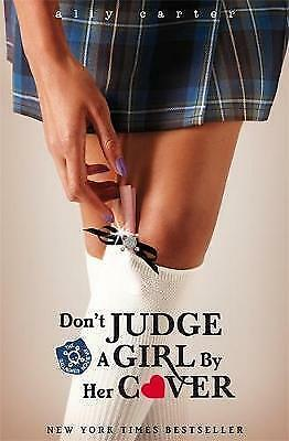 Don't Judge A Girl By Her Cover: Book 3 by Ally Carter 9781408309537-G068