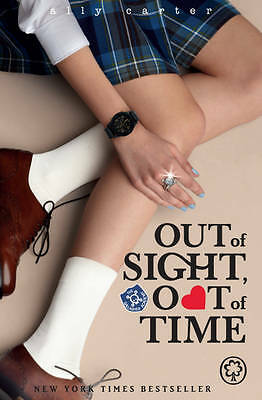 Out of Sight, Out of Time: Book 5 by Ally Carter-9781408314746-G068