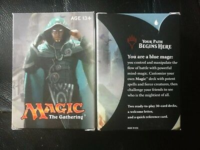 2x Blue Mage Ready To Play Decks Magic The Gathering
