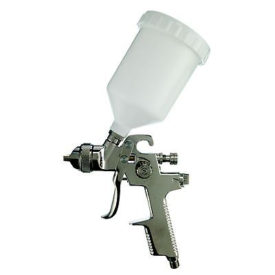 Fast Mover FMTAB17G 1.3mm Nozzle Tip HVLP Air Gravity Feed Paint Spray Gun