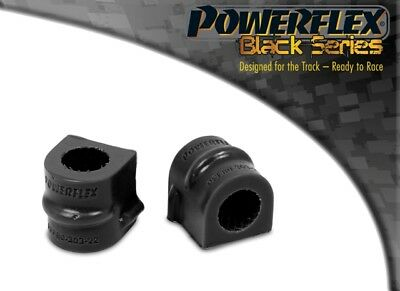 Powerflex BLACK Front Anti Roll Bar Mounting Bush 18mm PFF80-303-18BLK