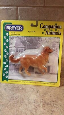 Breyer companion animal golden retriever 1510 new