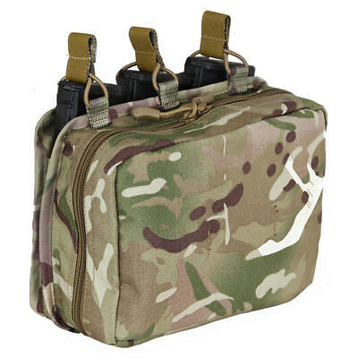 Disciple Dmtp Multicam Mtp Triple Bungee Ammo And Utility Medical Pouch