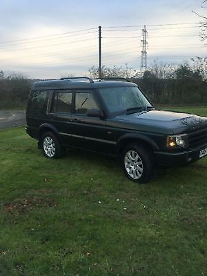 Land rover discovery td5 land mark