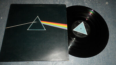 Pink Floyd 'dark Side Of The Moon' Shvl 804 Harvest Emi 1973Uk Original Pressing