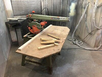 Dewalt Power shop Radial Arm Saw DW1751 240v