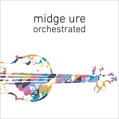 Midge Ure Orchestrated Cd 2017