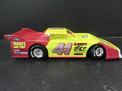 1995 Buck Simmons #41 Limited Edition 1:24 Scale Dirt Car