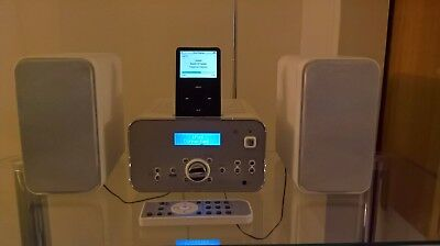 Micro Hi-Fi System with CD Player, DAB Radio and iPod Dock by iWantit