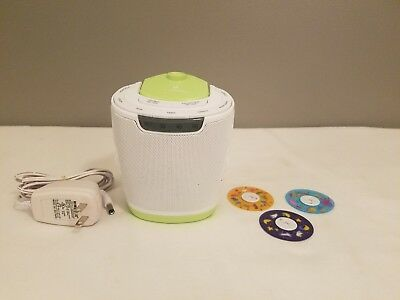 myBaby Soundspa Lullaby Sound Machine and Projector EUC!