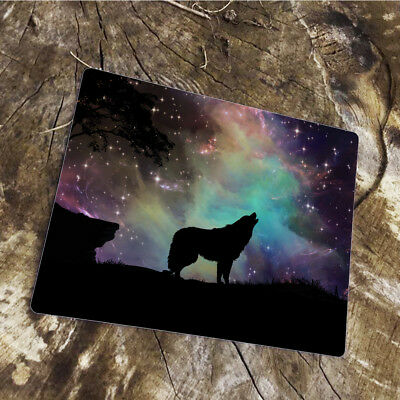 A1 A2 A3 A4 A5 Wolf Starry Sky Howling Night Vintage Art Print Poster
