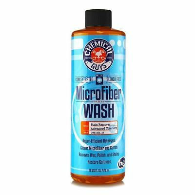Chemical Guys Microfiber Wash Cleaning Detergent Concentrate 16oz