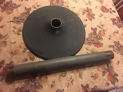 VENDSTAR 3000/6000 BASE & POLE STAND  Lot Of 10 Pieces Free Ship!!
