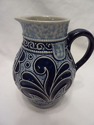 Vintage German 0.5 Litre Beer Pitcher/Stein by Marzi & Remy
