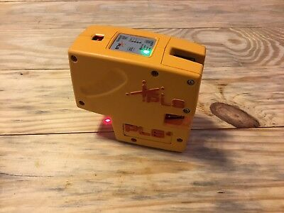 Pacific Laser Systems PLS 4 Horizontal, Vertical & Plumb Laser Level USED