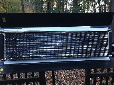 Kino Flo 4 Bank 4' Light Head with Egg Crate No ballast, no cable, no harness