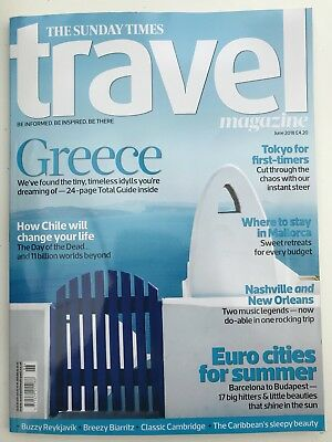 Sunday Times - Travel Magazine - Issue 173 - June 18 - Brand New