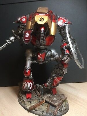 Forgeworld Warhammer 40k Cerastus Knight-Lancer