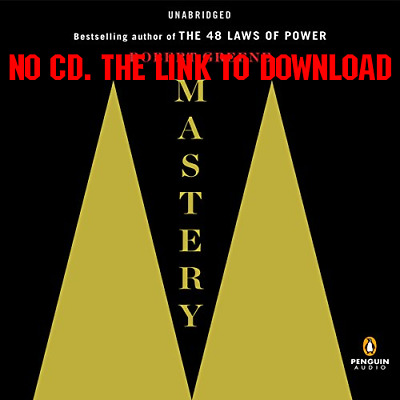 Mastery - Robert Greene (AUDIO BOOK)