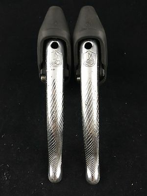 Campagnolo C Record brake levers vintage Athena leviers de frein