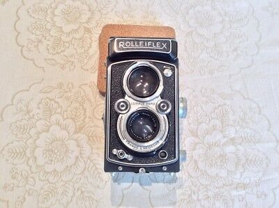 Rolleiflex Automat 3.5 Model 4 (Type K4) with Case (1951-54) - serial# 1110274