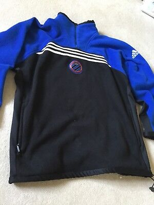 Club Brugge kv Shirt Fleece warm up replica top Belgium