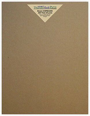 4 x 6 inches Chipboard Product Packaging Custom Packaging Environmentally Friendly Packaging Boxes 25 Per Pack Cardboard Medium Weight 30 point thick Chipboard Sheets Hardboard