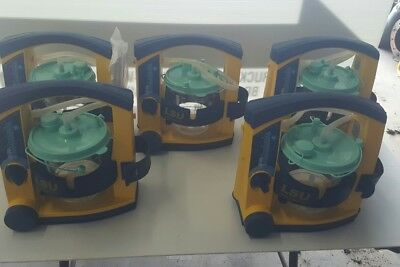 Laerdal Suction Unit Aspirator Vacuum highly reliable in emergency situations (2