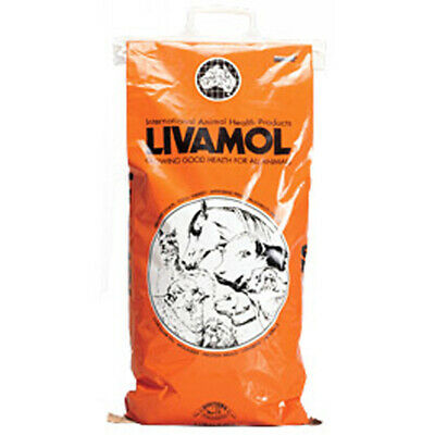 Iah Livamol Animal Nutritional Supplement & Coat Conditioner 10Kg