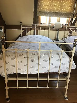 Antique Iron Bed